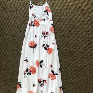 Volcom Rose Maxi Dress XS